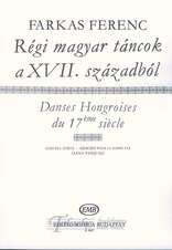 Early Hungarian Dances from the 17th Century