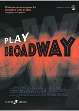 Play Broadway - Trumpet + CD