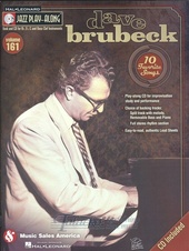 Jazz Play-Along Volume 161: Dave Brubeck + CD