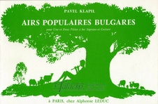 Airs populaires Bulgares
