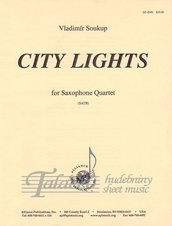 City Lights (Saxophone quartet)