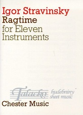 Ragtime For Eleven Instruments