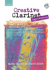 Creative Clarinet - Improvising + CD