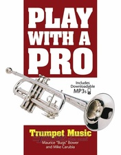 Play With A Pro: Trumpet Music (Book/OnlineAudio)