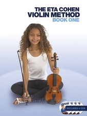 Eta Cohen: Violin Method Book 1 (Sixth Edition) + 4CD