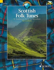 Schott World Music: Scottish Folk Tunes for Accordion + CD