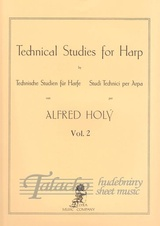 Technical Studies for Harp vol. 2