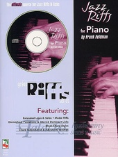 Jazz Riffs For Piano: Great Riffs + CD