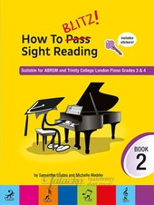 How To Blitz! Sight Reading (Book 2)