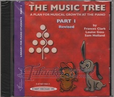 Music Tree: Part 1 (CD)