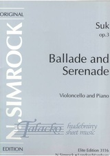 Ballade and Serenade op. 3