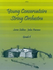 Young Conservatoire String Orchestra Gr. 1