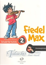 Fiedel-Max für Violine - Schule, Band 2 (Piano accompaniment for the method)