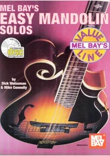 Easy Mandolin Solos + CD