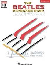 Beatles Keyboard Book: Note-for-Note Keyboard Transcriptions