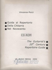 Guitarist´s 20th Century Repertoire Guide