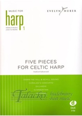 Five Pieces for Celtic Harp