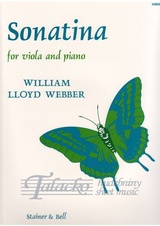 Sonatina for Viola and Piano