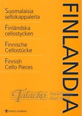 Finnish Cello Pieces
