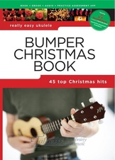 Really Easy Ukulele: Bumper Christmas Book