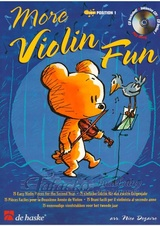 More Violin Fun + CD