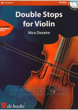 Double Stops for Violin + CD