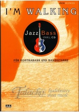 I'm Walking - Jazz Bass