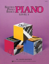 Bastien Piano Basics: Level 1