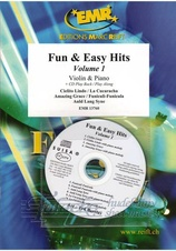 Fun & Easy Hits Volume 1 (violin) + CD
