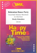 Bohemian Dance Party (Concert Band)