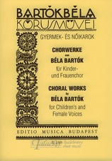 Choral Works for Children´s and Female Choruses