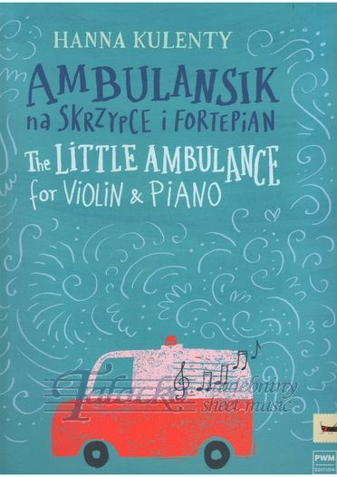 Little Ambulance for violin and piano