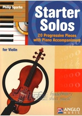 Starter Solos for Violin + CD
