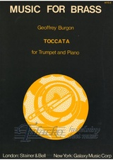 Toccata for Trumpet and Piano