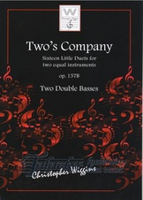 Two's Company op.157B (double bass)