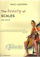 Beauty of Scales for Cello