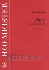 Suite for violoncello