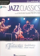 Hal Leonard Instrumental Play-Along: Jazz Classics (Clarinet)