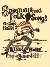 Spirituals and Folk-Songs