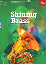 Shining Brass, Book 2 + 2CD