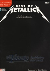 Hal Leonard Instrumental Play-Along: Best of Metallica (book/online audio)