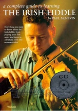 Complete Guide To Learning The Irish Fiddle + CD