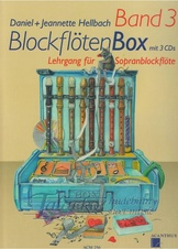 Blockflöten Box Band 3 (sop.fl.)+ 3CD
