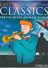 Easy Classics for the Young Trumpet Player + CD