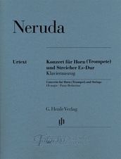 Concerto for Horn (Trumpete) and Strings Es-dur
