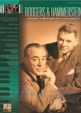Piano Duet Play-Along Volume 22: Rodgers and Hammerstein + CD