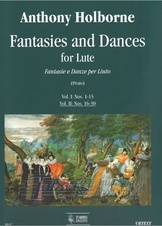 Fantasies and Dances for Lute (16-30)