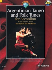 Argentinian Tango and Folk Tunes for Accordion + CD