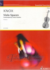 Viola spaces - Contemporary Viola Studies Vol.1
