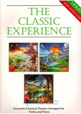 Classic Experience Violin + CD